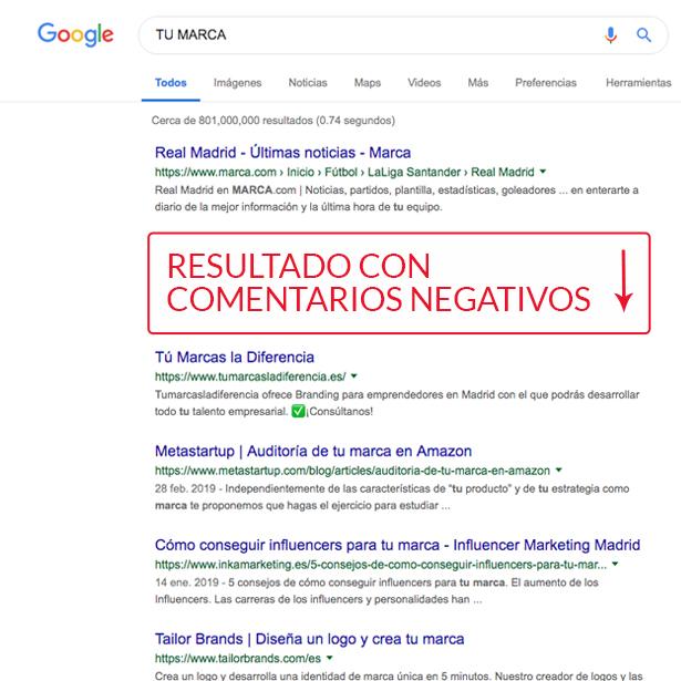 Nuestra solución de crisis en Google y limpieza GARANTIZADA